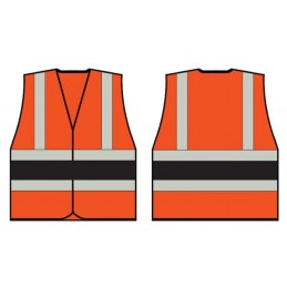 HIVIS TWO TONE TROUSERS