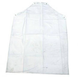 "CLEAR PVC APRON 42"" X 36"" PACK OF 10"