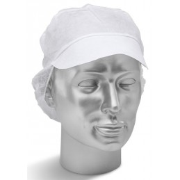 DISPOSABLE SNOOD CAP