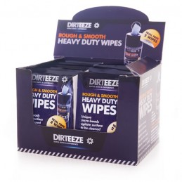 ROUGH AND SMOOTH WIPES (TWIN SACHET PACK 50 X 2)