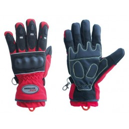 EXTREME KNUCKLE PADDED GLOVE