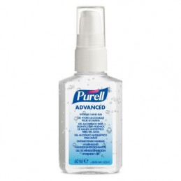 PURELL PERSONAL 24 X 60ML PUMP