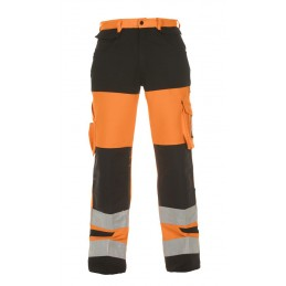 HERTFORD HIGH VISIBILITY TROUSER TWO TONE