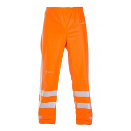 NAGOYA MULTI HYDROSOFT FLAME RETARDANT ANTI-STATIC HIGH VISIBILITY WATERPROOF TROUSERS