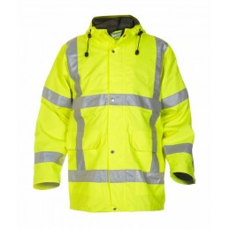 UITHOORN SNS HIGH VISIBILITY WATERPROOF PARKA