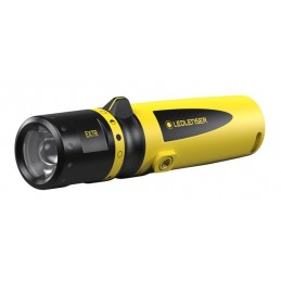 LEDLENSER EX7R INTRINSICALLY SAFE RECHARGEABLE TORCH