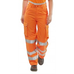LADIES RAIL SPEC TROUSERS