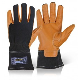 FLUX WELDER MECHANICS GLOVE