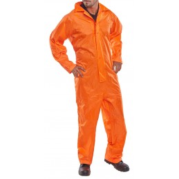 NYLON B-DRI COVERALL