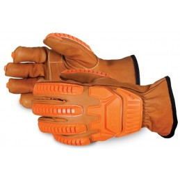 ENDURA LINED DRIVERS GLOVE WITH ANTI-IMPACT D30 BACK