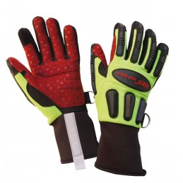 RED HERO GLOVE