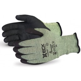 EMERALD CX® KEVLAR®  WIRE-CORE GLOVES WITH MICROPORE NITRILE PALMS