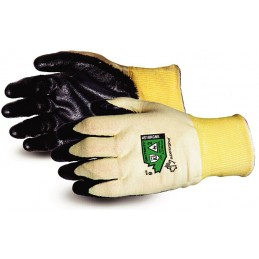 DEXTERITY®  18-GAUGE FLAME-RESISTANT ARC FLASH GLOVE WITH NEOPRENE PALM