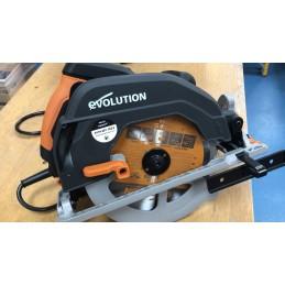 Evolution 185mm TCT Circular Saw