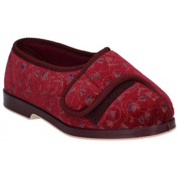 Nola Extra Wide Fit Ladies Slipper