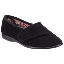 Audrey Touch Fastening Slipper