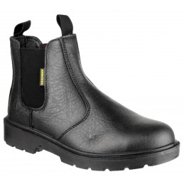 FS116 Dual Density Pull on Safety Dealer Boot
