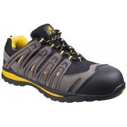 FS42C Metal Free Lace Up Safety Trainer