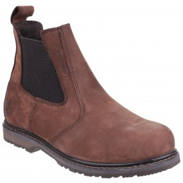 AS148 Sperrin Lightweight Waterproof Pull On Dealer Safety Boot