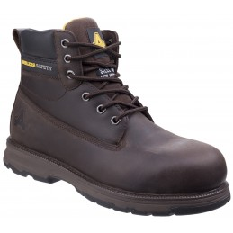 AS170 Lightweight Full Grain Leather Safety Boot