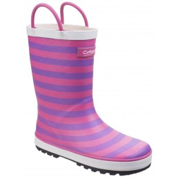 Captain Stripy Wellies