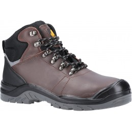 AS203 Laymore Water Resistant Leather Safety Boot