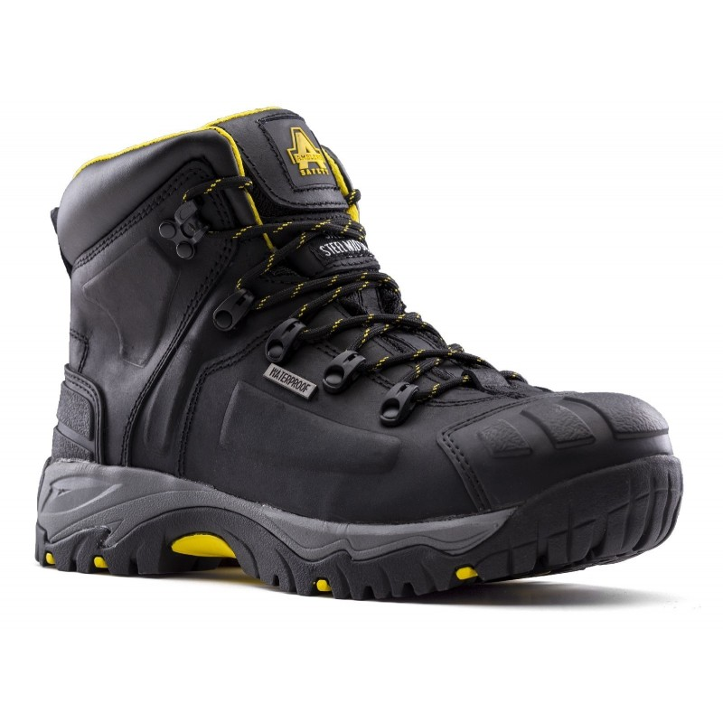 AS803 Waterproof Wide Fit Safety Boot