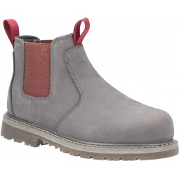 AS106 Sarah Slip On Safety Boot