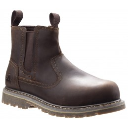 AS101 Alice Slip On Safety Boot