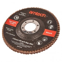 115mm Flap Disc (60 Grit)