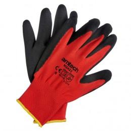 Nitrile Performance Work Gloves Medium (Size: 8)