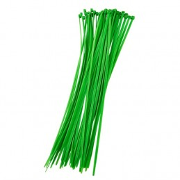 40pc (4.8 X 380mm) Cable Tie - Green