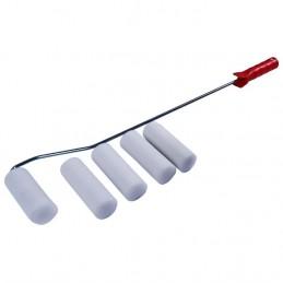 6pc Long Reach Paint Roller Set