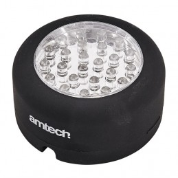 24 LED Worklight Round (Cdu)