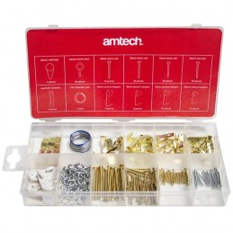 180pc Picture Hanging Kit