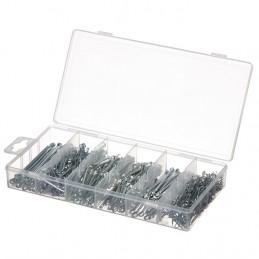 500pc Assorted Split Pin Set