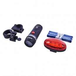 2pc Bicycle Safety Light Set