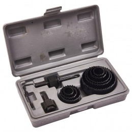 11pc Hole Saw Kit
