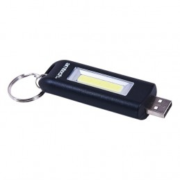 Rechargeable Mini Key Fob Torch