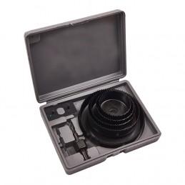 8pc Hole Saw Kit