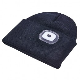 USB Rechargeable SMD LED Beanie Hat