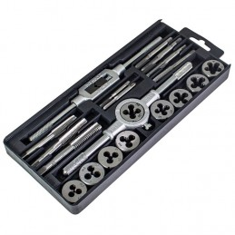 20pc Metric Tap & Die (Alloy Steel)