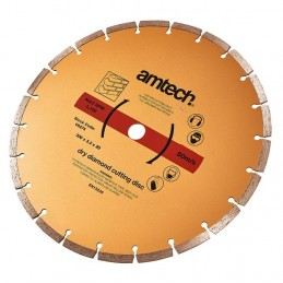 300mm segmented diamond cutting disc