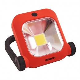 10W COB LED Rechargeable Worklight