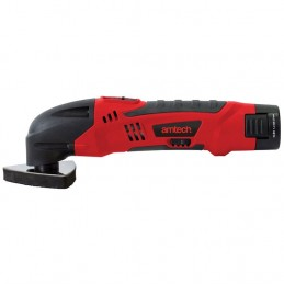 10.8V  Li-Ion Cordless Oscillating Multi Tool