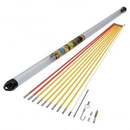 MightyRod PRO Cable Rod Standard Set 10m