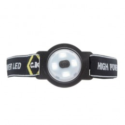 USB Rechargeable LED Head Torch Twin Pack