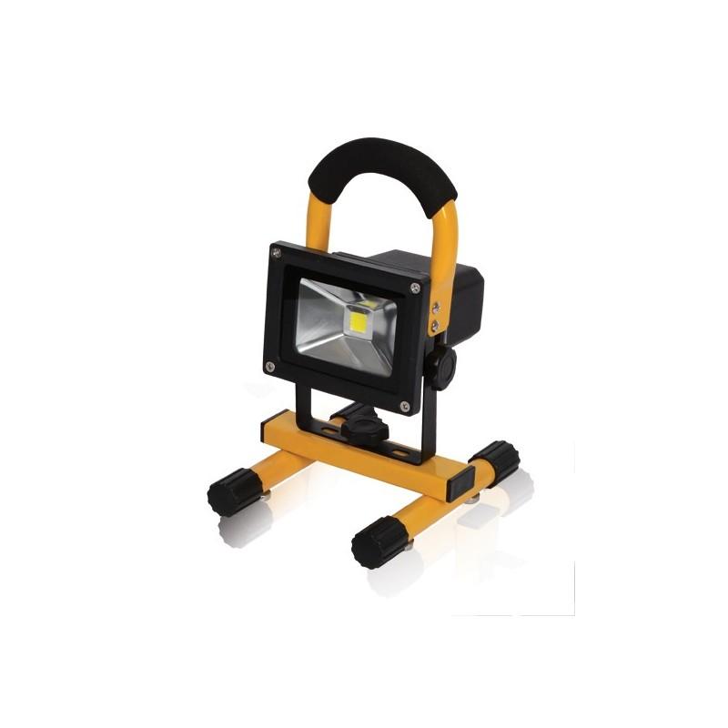 Rechargeable LED Flood Light 600 Lumens
