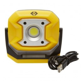 10W Rechargeable LED Site Light