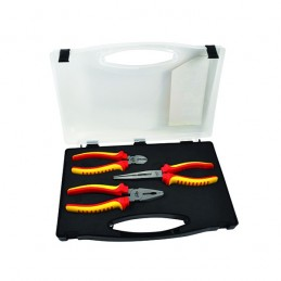 Insulated Pliers - 3 Pc Set
